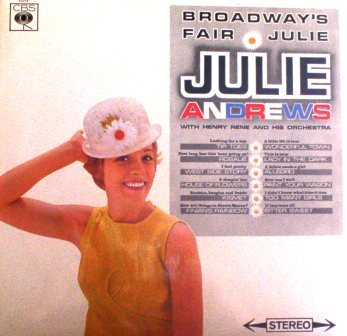 Julie Andrews...Broadway's Fair Julie